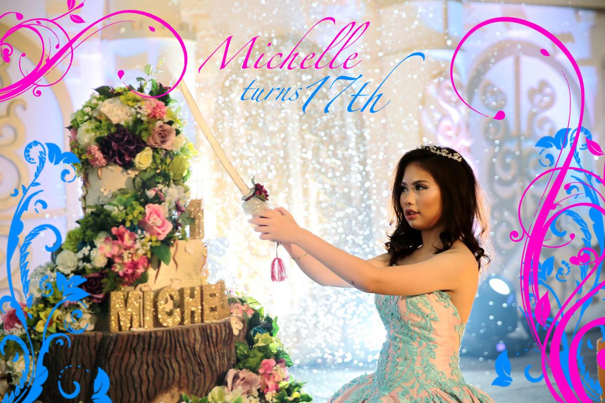 Michelle turns 17th - Jetset EO Surabaya