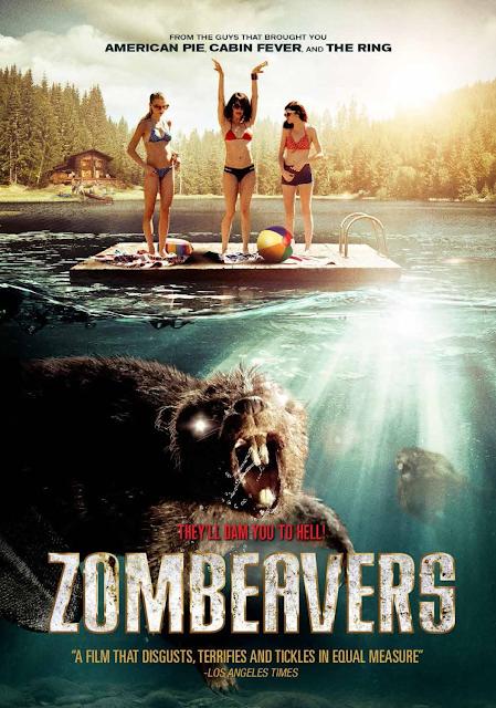 Castores Zombies – Zombeavers [2015] [DVD5] [Latino]