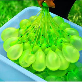 Grappe de ballons à eau Bomb A-O