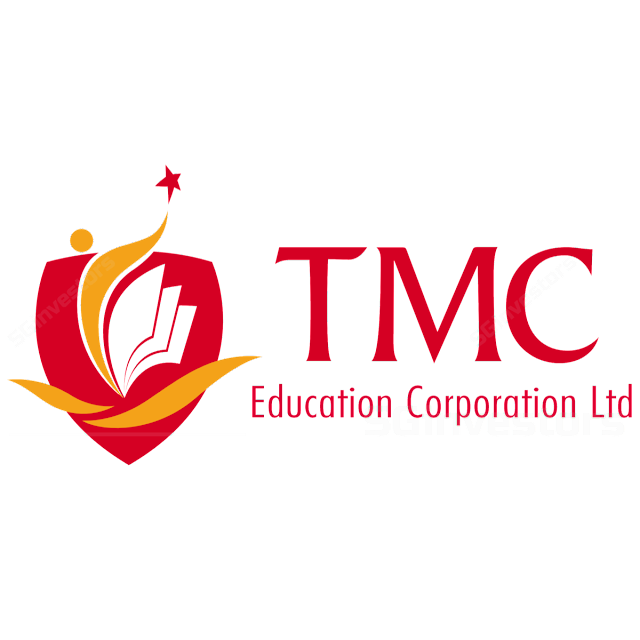 TMC EDUCATION CORPORATION LTD (586.SI) @ SG investors.io