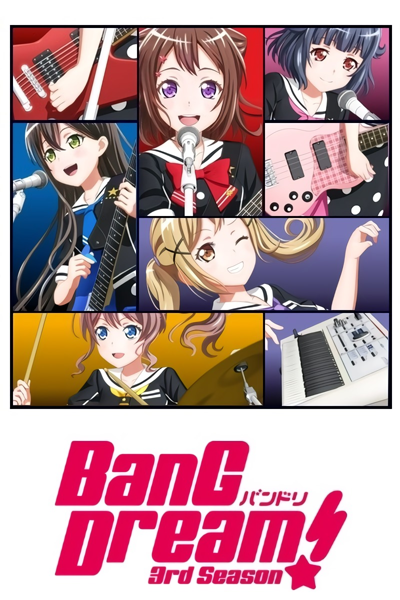 BanG Dream! S3 Batch Subtitle Indonesia [x265]