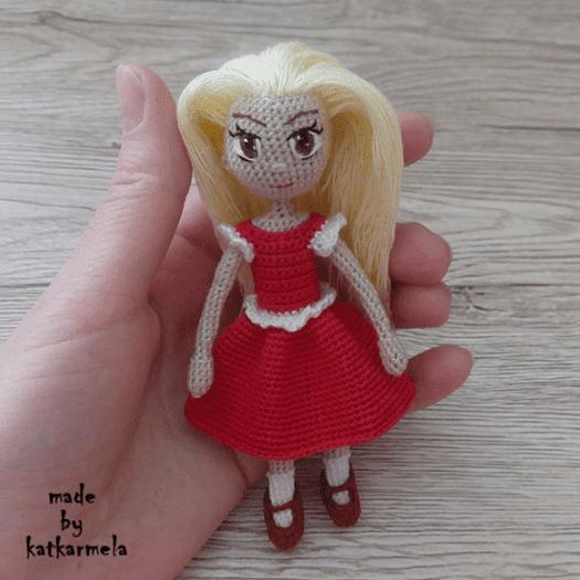 Платья для каркасных кукол
