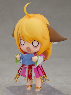 """Figuras: Imágenes y detalles del Nendoroid de Susu Tushan de """"Fox Spirit Matchmaker"""" - Good Smile Company"""