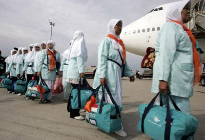 Lebih Dekat Dengan Para Pendamping Haji Dan Umrah