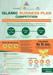 Islamic Business Plan (IBP) 2017 UISI