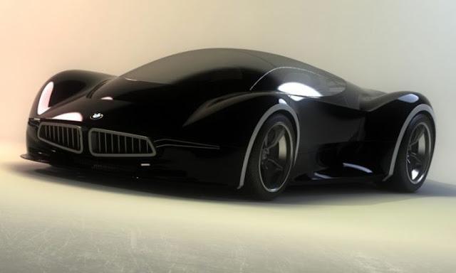 auto moderno y nuevo modelo