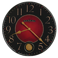 Howard Miller Harmon 26-1/4″ Wall Clock