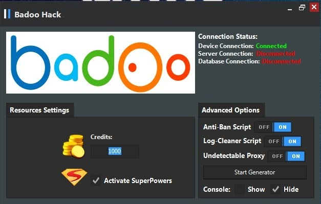Activate badoo super powers free