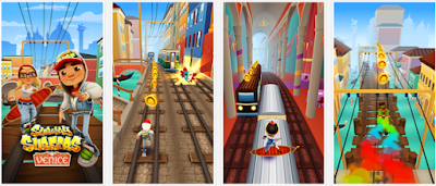 Game Subway Surfers APK Android