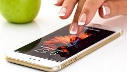 Smartphone. Apple iPhone