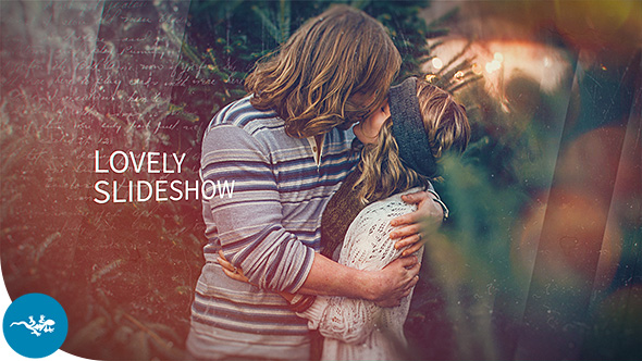 Preview%2BImage VIDEOHIVE LOVELY SLIDESHOW After Effects Template download