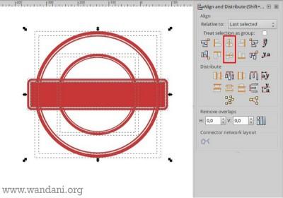 Cara Desain Stempel Keren di Inkscape