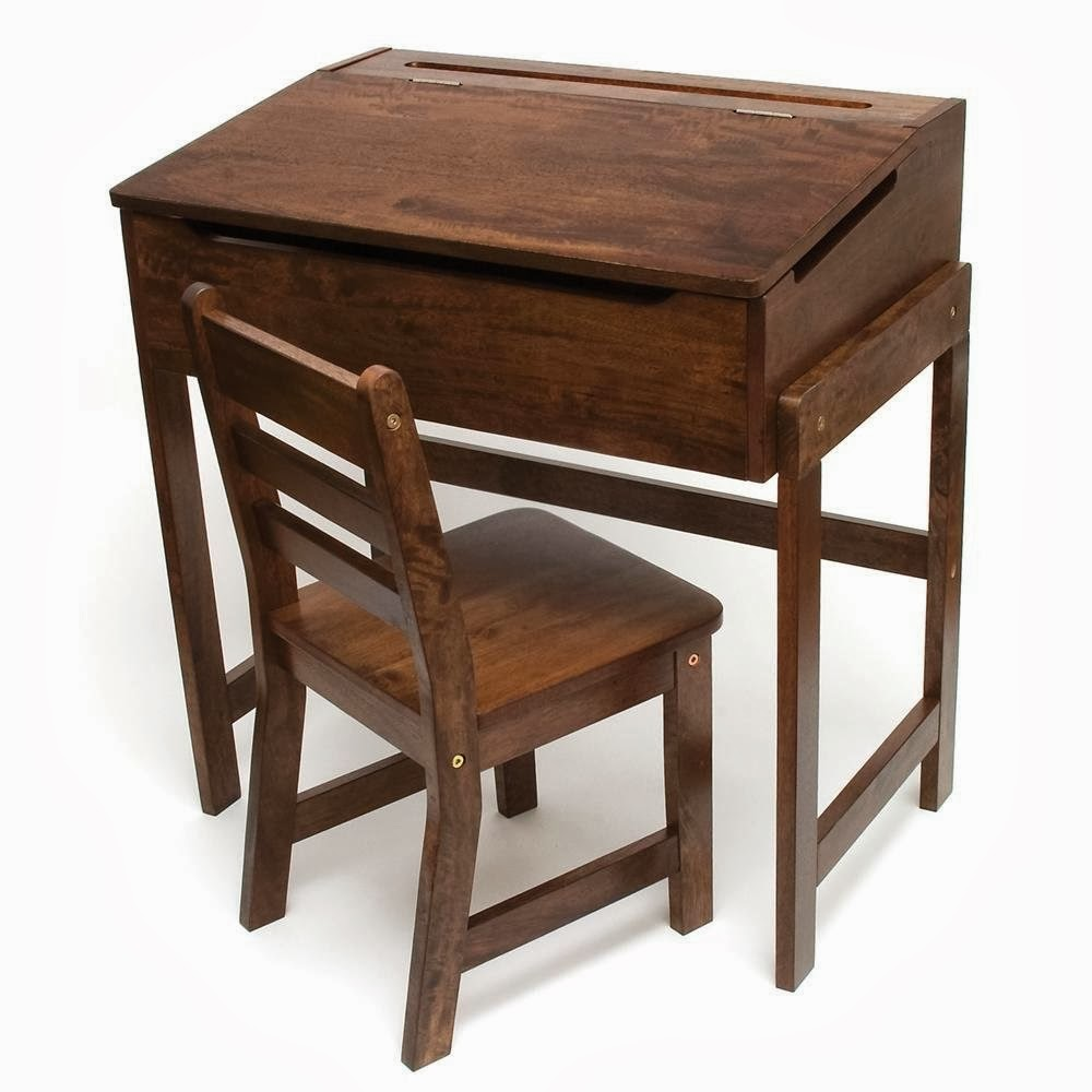 Wooden School Desk ~ Home office computer desks for sale school