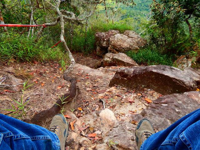 Morro La Calzada Trekking Fotos