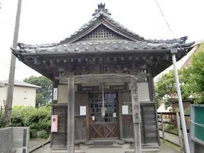 辻の薬師堂~鎌倉~