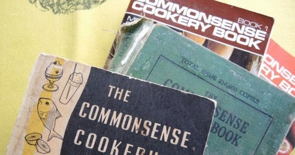 Commonsense Cookery Book 1