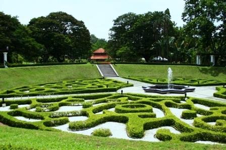 Lake Garden, Kuala Lumpur