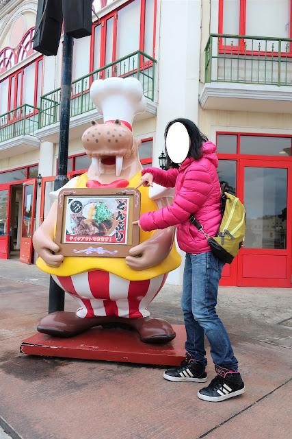 ラグーナテンボス キャラクター モルサ レストラン