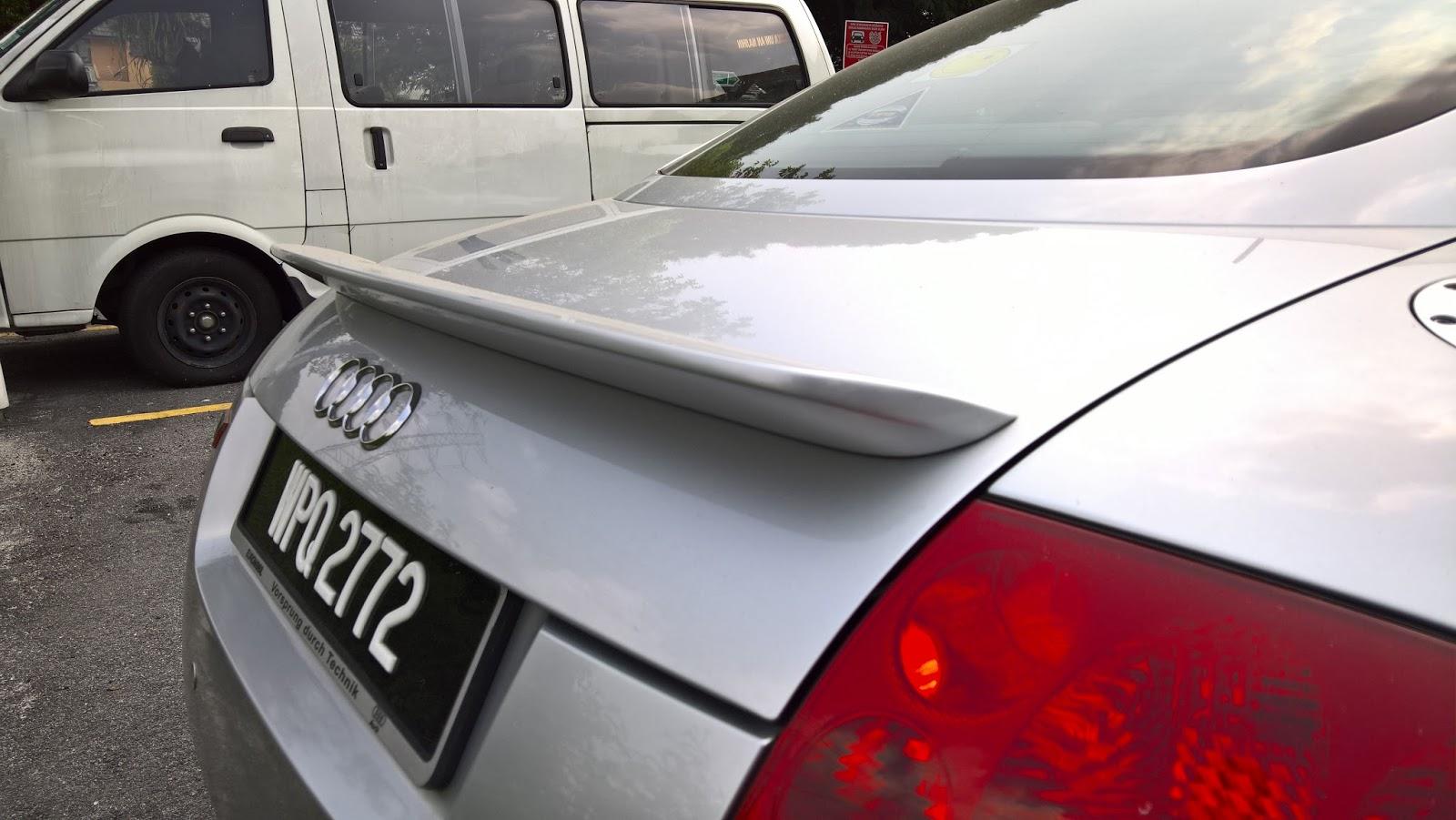 Throwback Thursday Drive: 2006 Audi TT Mk1 (Type 8N, non