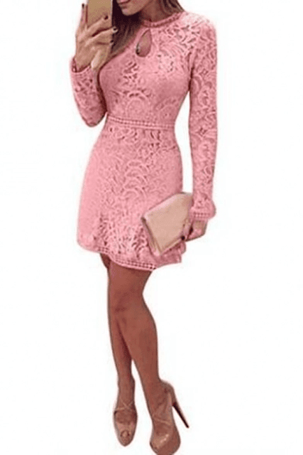 Best Fashion style Lace Dresses from Beautifulhalo