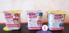 Сюрпризы Num Noms что это? Ароматные игрушки в йогурте Нам Намс от создателей популярных LOL Surprise MGA
