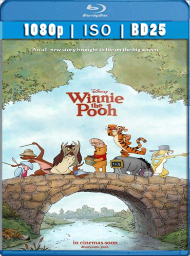 Winnie The Pooh (2011 ) Latino [BD25] [1080p] [GoogleDrive] TeslavoHD