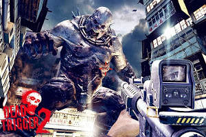 Dead Trigger 2 V0.3.0 Mod Apk+Data (Unlimited Ammo+Lives)