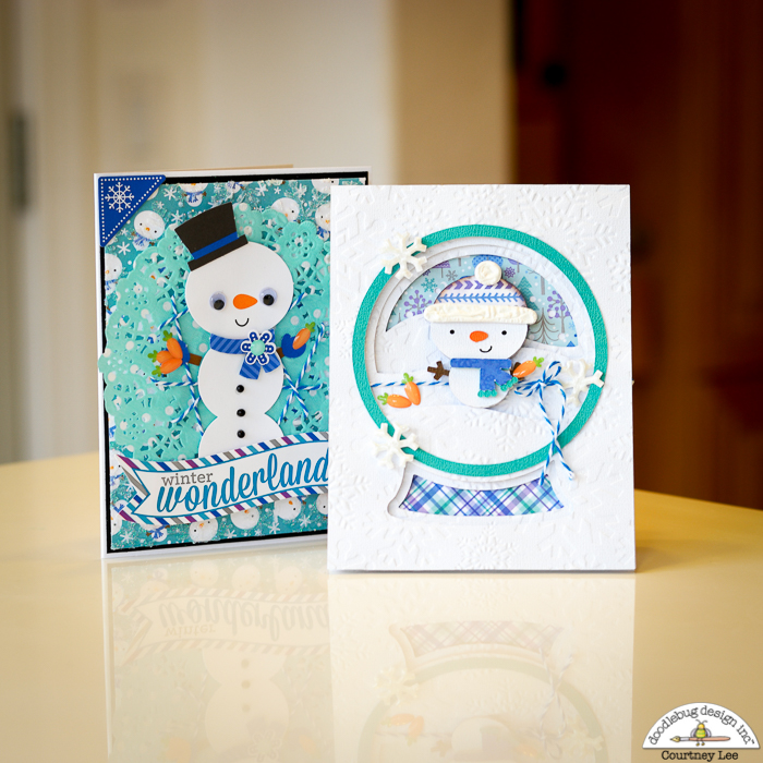 Doodlebug Design Inc Blog Memequote Challenge Frosty Was Picking