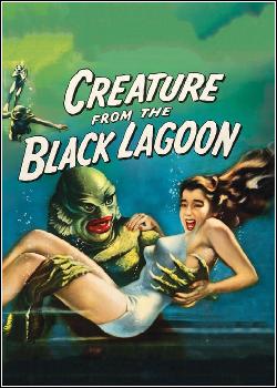 O Monstro da Lagoa Negraa Dublado