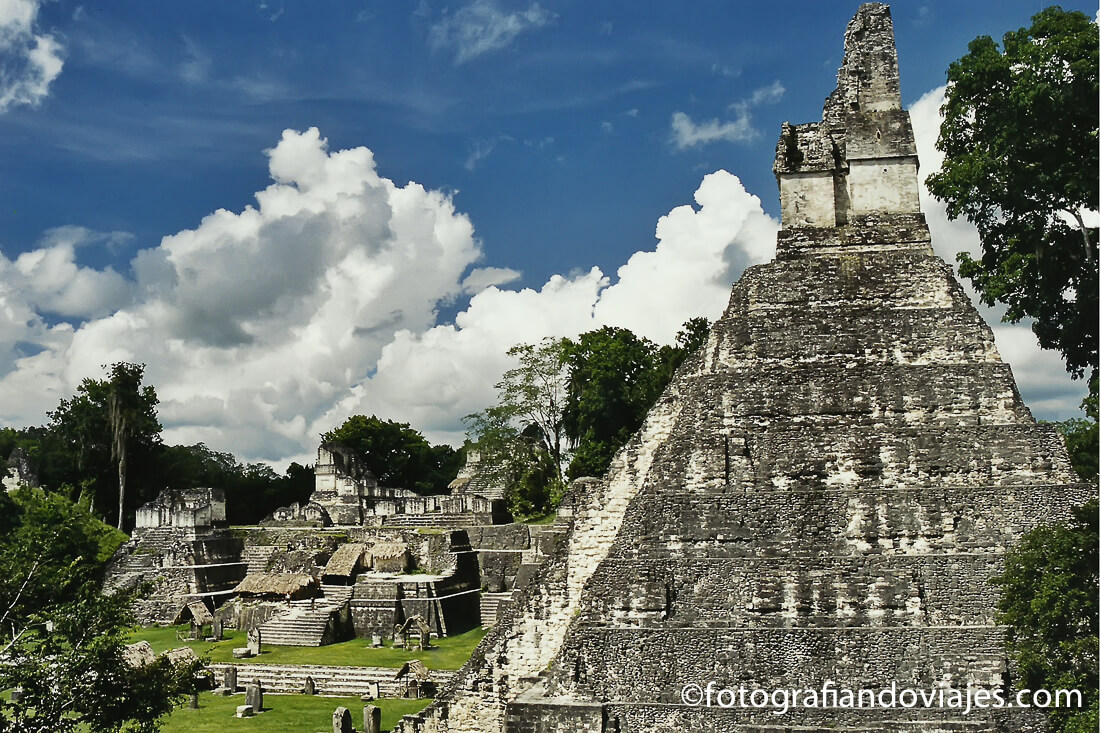 Tikal Guatemala Itinerario