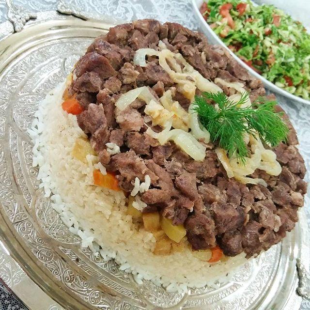 маклюбе рецепт с фото турецкое блюдо ребята девчата получают