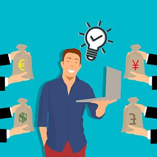 bagaimana cara menerima uang saldo melalui akun paypal