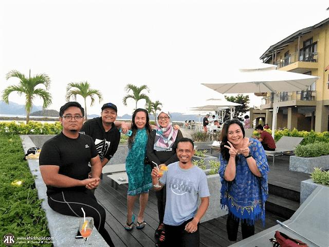 Infinity Pool, Resorts World Langkawi, Blogger Malaysia,