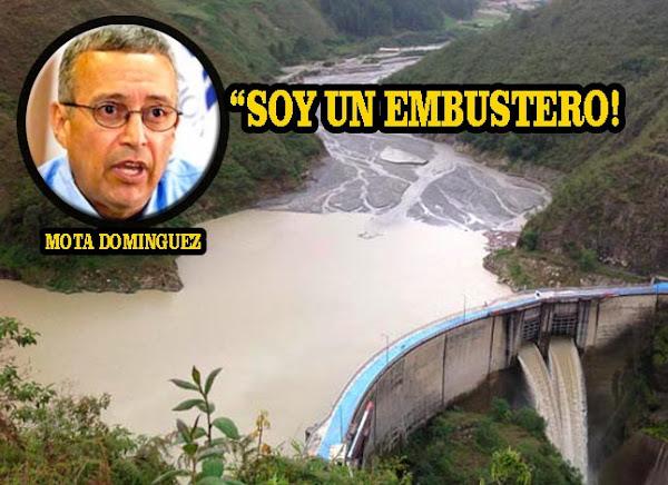 Turbinas dañadas y falta de mantenimiento en represa Santo Domingo en Barinas