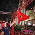 """Lula em SC: """"Vamos dar porrada se não nos respeitarem"""""""