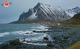 Vikten, Islas Lofoten, Noruega