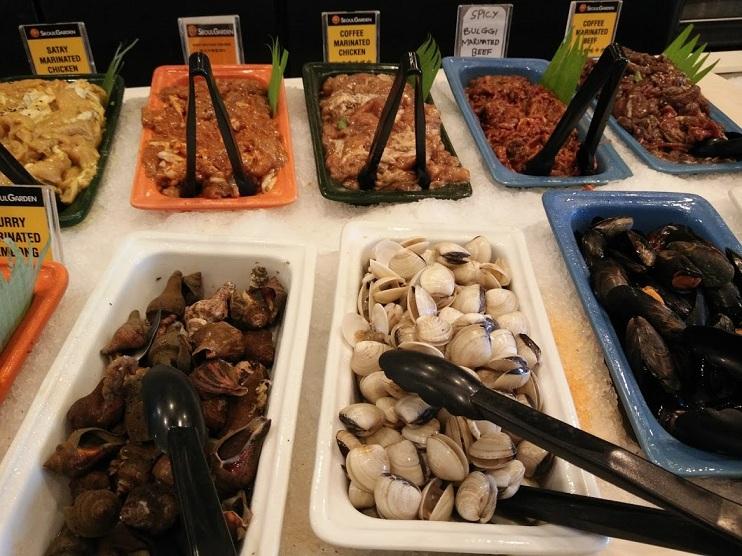 Makan Seoul Garden @ Sunway Putra Mall