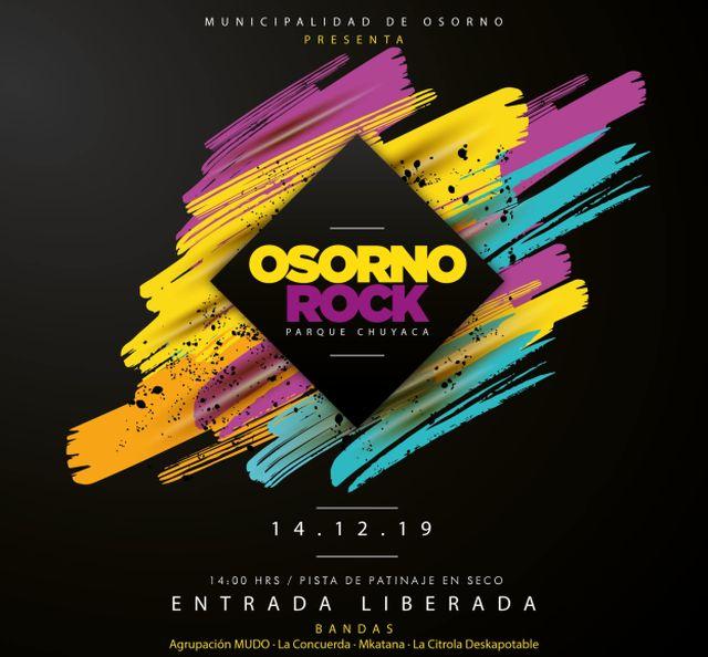 """""""Osorno Rock"""""""