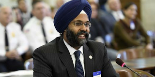 Spotlight : For a First time Sikh-American Nominated To Be New Jersey's Attorney General