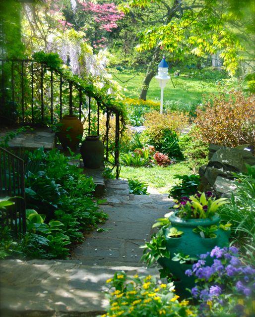 Wife Mother Gardener Pennsylvania Garden Bloggers Meeting