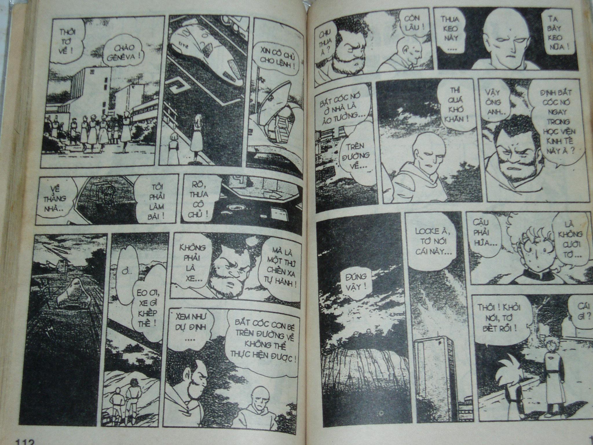 Siêu nhân Locke vol 18 trang 55