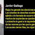 """Javier Gallego: """"Ha ganado el miedo"""""""