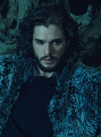Kit Harrington covers L'uomo Vogue influencers issue. Details at JasonSantoro.com