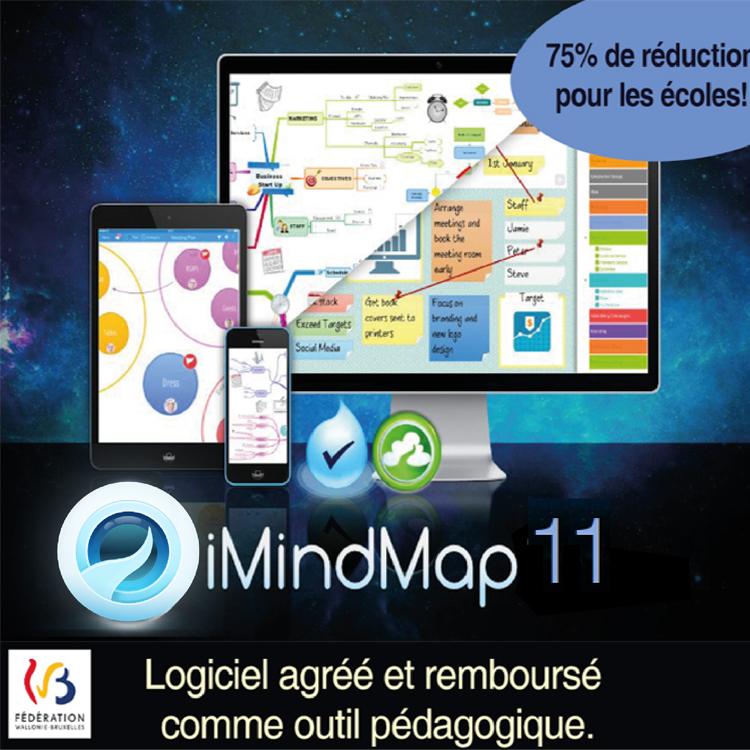 Logiciel iMindMap agréé et remboursé