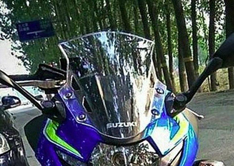 Inilah sosok Suzuki GSX-250R yang menggunakan mesin mirip dengan Suzuki Inazuma !