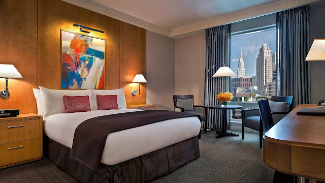 Sofitel New York invites you to discover a sophisticated luxury hotel featuring magnifique accommodations within easy reach of Manhattan's most celebrated attractions.