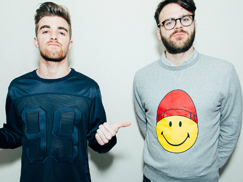 Estreno: The Chainsmokers ft. XYLO - Seeting Fires