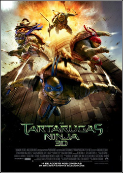 Baixar As Tartarugas Ninja Dublado Grátis