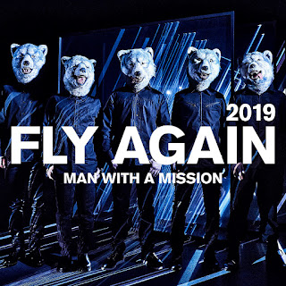 Download [Single] MAN WITH A MISSION – FLY AGAIN 2019 (Digital Single) [MP3/320K/ZIP]