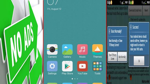 Cara Menghilangkan Iklan Di Xiaomi Redmi 2
